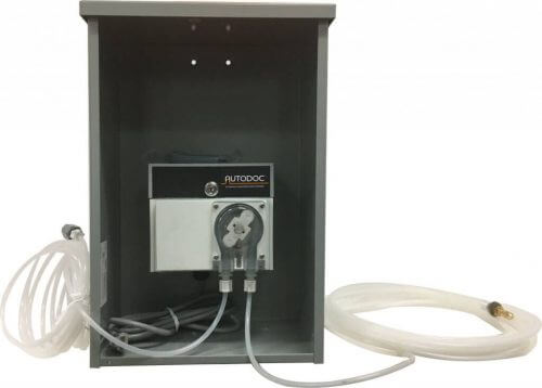 dumpster compactor odor control system nyc